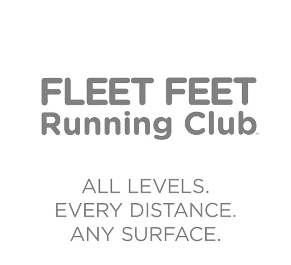 7244e492233a4 Fleet Feet Running Club is your defacto group to run and walk with. From  training programs to weekly store runs to group meet ups and events. Check  with you ...