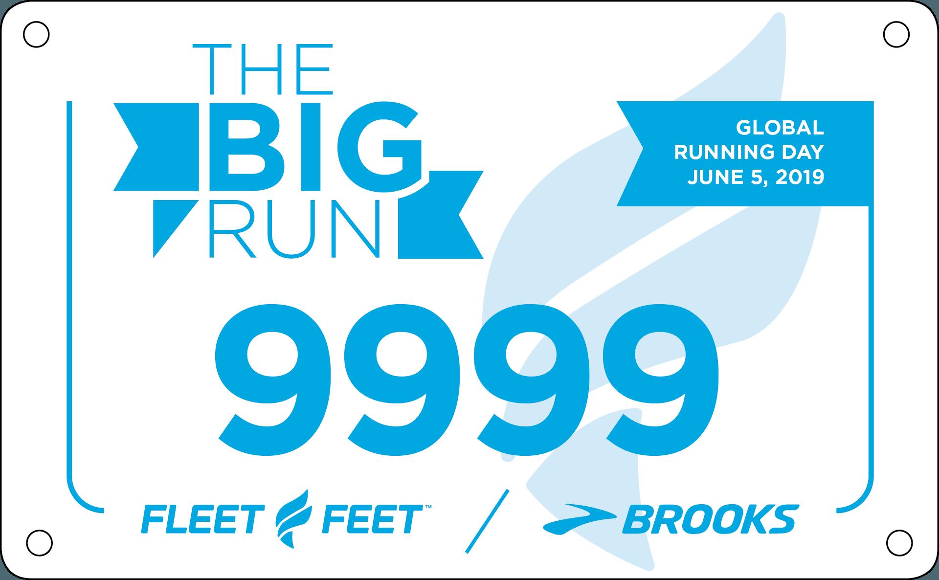 629586e0e65 The BIG RUN - Fleet Feet Stockton